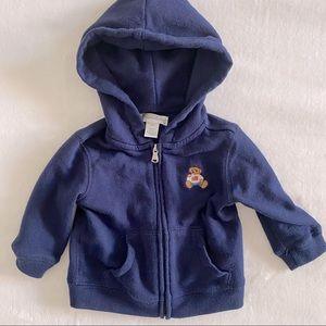 Ralph Lauren baby hoodie jacket 6 months